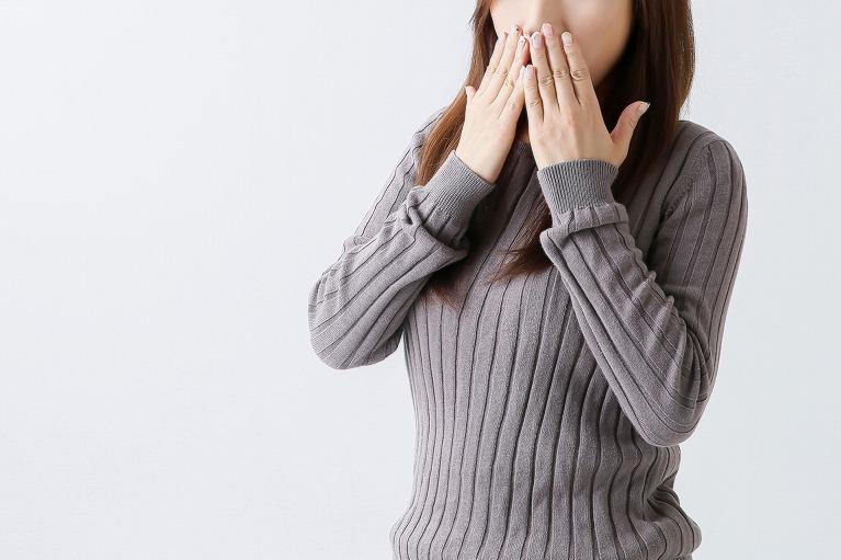 口臭の種類と対策