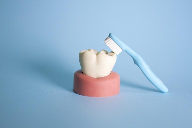 歯磨きが上手にできない