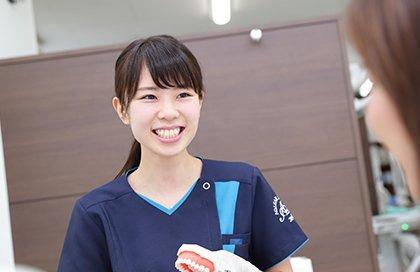 人を幸せにする歯科治療